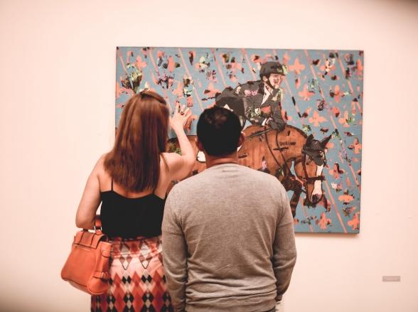 Vila Cultural Cora Coralina apresenta três novas exposições e conversa com artistas