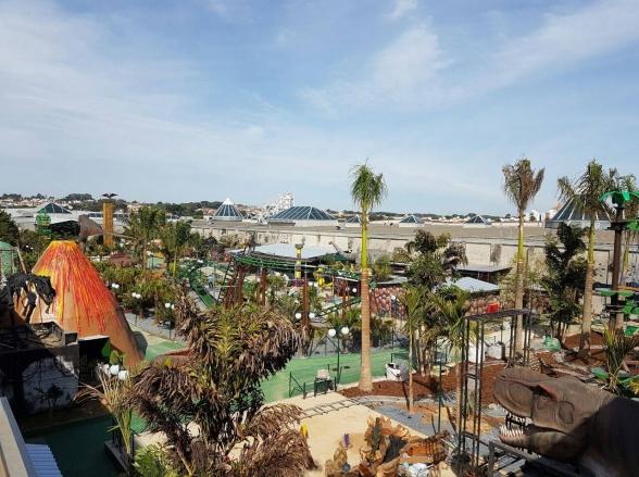 São Paulo inaugura o T-Rex Park em Campinas