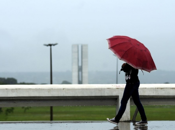 Temperatura deve cair mais em Brasília a partir desta sexta-feira