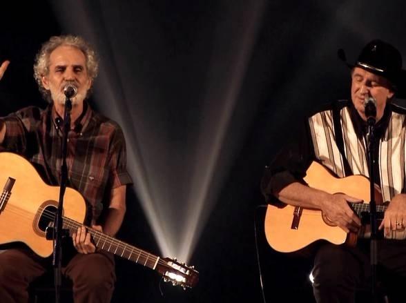 Sérgio Reis e Renato Teixeira trazem o show 'Amizade Sincera' para Brasília