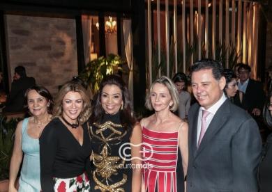 Coquetel de inauguração da Casa Cor Goiás 2016