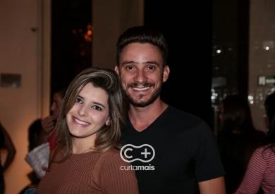 """Espetáculo """"O Grande Amor da Minha Vida"""" com Thiago Martins e Letícia Colin"""