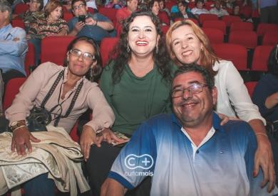 Show Moacyr Franco com Nilton Pinto e Tom Carvalho