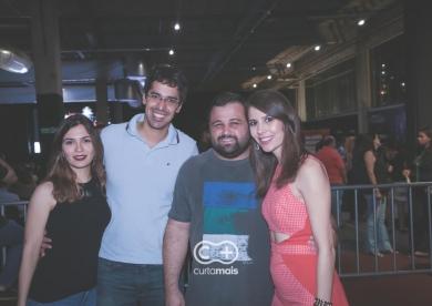 Flamboyant In Concert com Elba Ramalho e Geraldo Azevedo