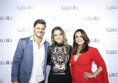 Festa de lançamento da Lascalla