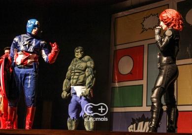 Musical Os Vingadores