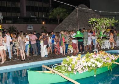 23° Luau do Castro's Park Hotel