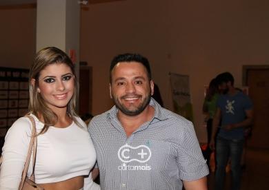 Marcos Mion e Fernando Ceylão na comédia