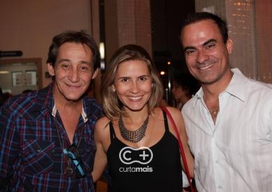 "Espetáculo ""Chuva Constante"" com Malvino Salvador e Augusto Zacchi"