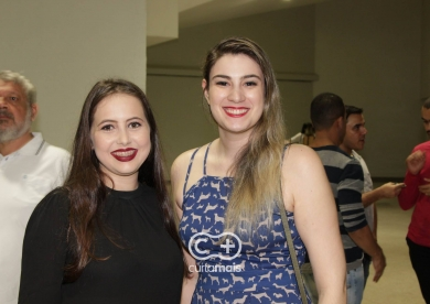 """Espetáculo """"Rita Lee Mora ao Lado"""" com Mel Lisboa"""