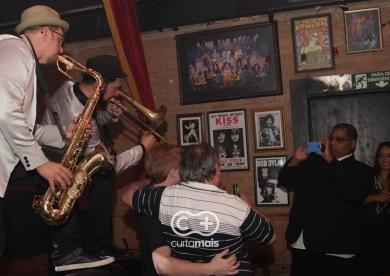 Big Time Orchestra no Bolshoi Pub