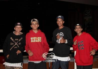 Show Acústico do Grupo de Rap Oriente