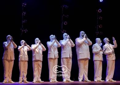 Espetáculo Voca People