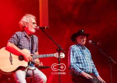 Show Amizade Sincera com Renato Teixeira e Sérgio Reis